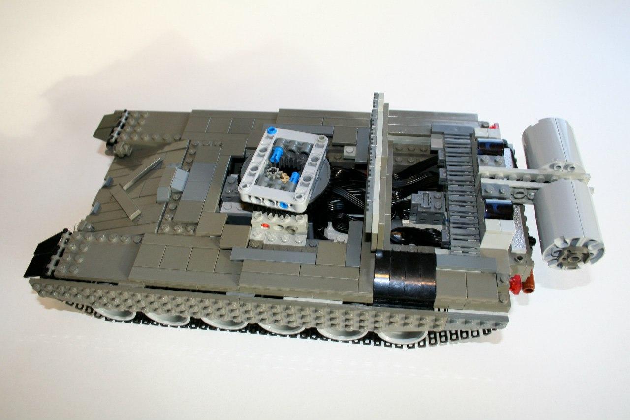 хорошо сборка лего танков фото оба