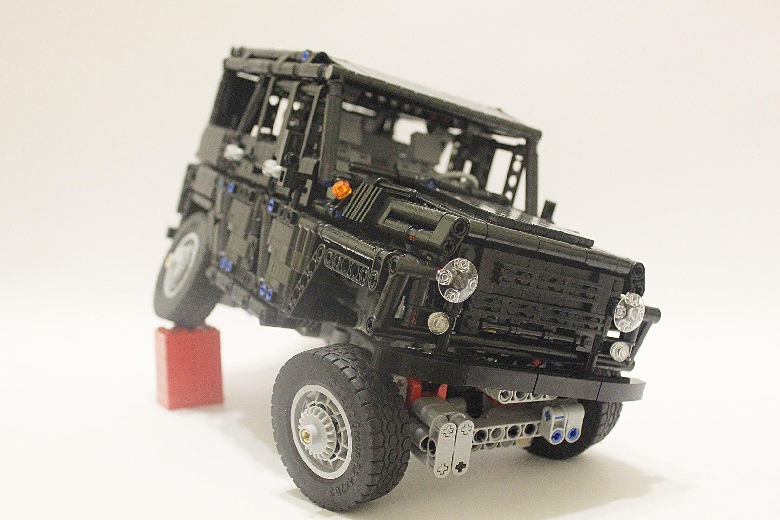 Потрясающая модель, уАЗ 469 своими руками drive2
