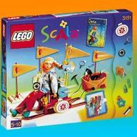 Продам раритет: набор LEGO Scala 3151 : Emma on the Move