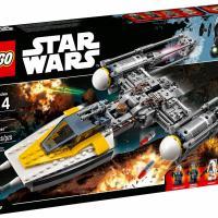 LEGO Star Wars Звёздный истребитель Y 75172 новый