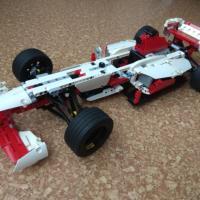 Lego Technic 42000