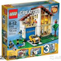 lego Creator Семейный домик, 31012
