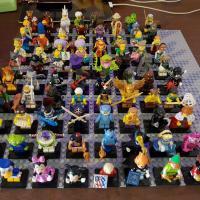 Lego сэт из минифигурок