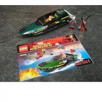 Lego marvel superheroes 76006