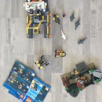 Лего сити 60095 исследователи глубин