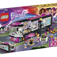 Lego 41106 Pop Star Tour Bus (Lego Friends)