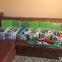 Продам LEGO россыпью