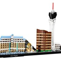 LEGO Architecture Лас-Вегас