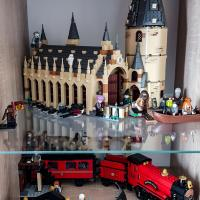 Lego Harry Potter 75955 + 75956 + 75954 + 75953