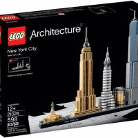 LEGO Architecture New-York