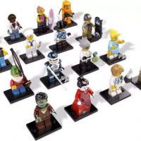Lego series  71019,15 серия,16 серия,4 серия