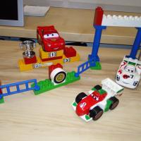 Продаю конструктор lego duplo grand prix 5839
