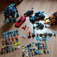 Куча Lego Chima и Lego Ninjago