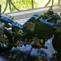 LEGO Technic 42063 Приключения на BMW R 1200 GS