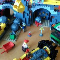Lego City Gold Mine 4240