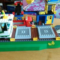 Lego City 4645 Harbor