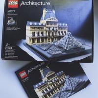 Конструктор lego Architecture Лувр 21024 21024 Лув