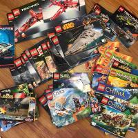 Инструкции к наборам Lego