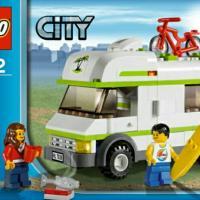 Продам конструктор lego city, артикул: 7639, домик на колесах, с инструкцией, без коробки, набор в отличном состоянии.