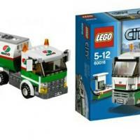 Продам конструктор lego city, артикул: 3180, автоцистерна, с инструкцией, без коробки, набор в отличном состоянии.