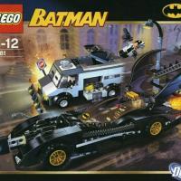Продам конструктор lego batman, артикул: 7781 побег двуликого, с инструкцией, набор в отличном состоянии.