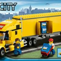 Продам конструктор lego city, артикул: 3221, грузовик LEGO, с инструкцией, без коробки, набор в отличном состоянии.