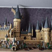 Lego Harry Potter 71043 Замок Хогвартс + 75950
