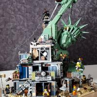 Lego 70840 Добро пожаловать в Апокалипс-град